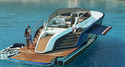 Rolls Royce-Powered Yacht Offers High-Performance Cruising