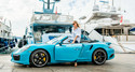 From Water to Road: Fraser Yachts Partner with Porsche