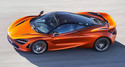 McLaren 720S Named Evo Car of the Year 2017