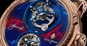 Louis Moinet Tourbillion Honours First Man to Walk in Space