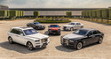 Rolls-Royce Showcases Complete Portfolio at Goodwood