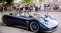 Pagani Convoy Takes London by Storm