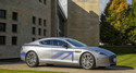 Aston Martin Provides Sneak Preview of its All-Electric Rapid E
