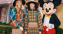 Gucci Launch Micky Mouse Capsule Collection