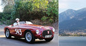 Historic Ferrari 212 Export Barchetta to Feature in RM Auctions' Villa D'Este Sale