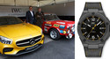 "IWC's 25-Piece ""AMG GT"" Watch the Talk of Goodwood"