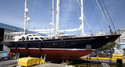 Perini Navi Launch Newly Refitted Sailing Yacht Ellen