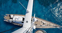 Superyacht In Focus: Effortless Sailing On Hyperion