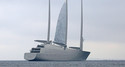 Sailing Yacht A Returns from Latest Sea Trials