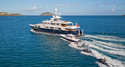Superyacht Broadwater Sold and Renamed BLU 470