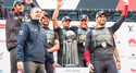 Land Rover BAR Top America's Cup World Series Leaderboard