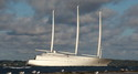 S/Y A: World's Largest Sailing Yacht Delivered