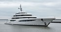 Top 100 Superyacht Vertigo Spotted on Sea Trials