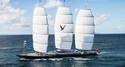 America's Cup 2017: The Draw for Superyachts