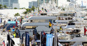 On the Docks at the 2017 Fort Lauderdale Boat Show