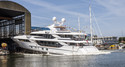 Benetti Celebrates the Launch of 50 metre Blake