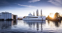 Feadship Launches 58m Noble Najiba