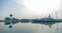 Yas Marina Becomes Official Port of Entry for Foreign Vessels