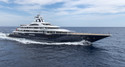 Inside One of MYS 2019's Largest Yachts: 111m TIS