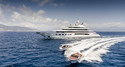 The Superyachts Ready to Dazzle in Dubai