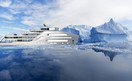 New Explorer Yacht Concept Taboo Ready to Break Ice