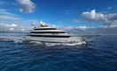 Largest Columbus Superyacht Now Under Construction