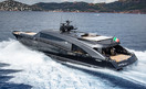 Roberto Cavalli and Tomasso Spadolini on M/Y Freedom