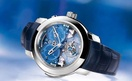 The Imperial Blue Timepiece by Ulysse Nardin