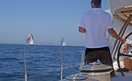 On Board Alcanara During Day 2 of the Dubois Cup