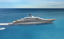 A Closer Look at the 123m Private Bay Superyacht Project