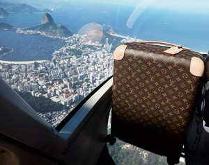 The Next Generation of Louis Vuitton Travel Trunk