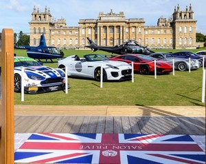 Editor's Note: A Luxury Extravaganza at Blenheim Palace
