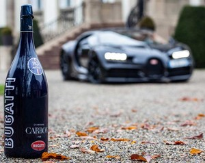 Carbon Champagne Honours Bugatti's 110th Birthday