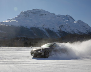 Latest Lifestyle News: Hitting the Ice in Style with Maserati