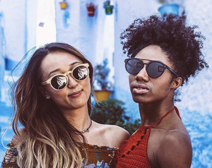 Golden Hour: Sunglasses for the Traveller Lifestyle