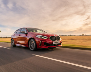 Introducing the All-New BMW 1 Series
