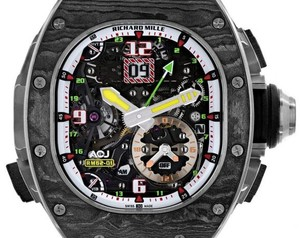 Introducing Richard Mille's Vibrating Watch