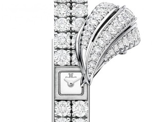 Jaeger-LeCoultre Unveil White Gold 101 Feuille Watch