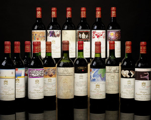 Bonhams Fine Wine Sale to Feature Exceptional 200-Lot Collection