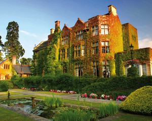 The Latymer at Pennyhill Park: Decadent Dining in a Fairytale Setting