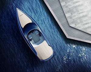 Aston Martin and Quintessence Yachts Create Powerboat Concept Designs