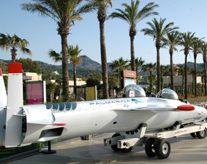 DeepFlight Delivers High Performance Submarine to Palmarina Bodrum