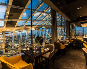 Fenchurch: A Culinary Masterclass Overlooking London