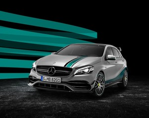 Mercedes Launches Special Edition A Class