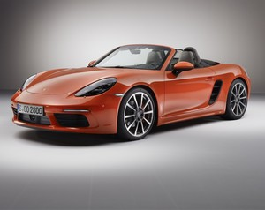 Porsche to Unveil Most Powerful Ever Boxster
