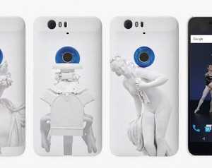 Google Teams Up with Jeff Koons on Limited Edition Phone Cases