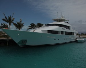 M/Y Trisara: The Ultimate Yacht for Exploring The Bahamas