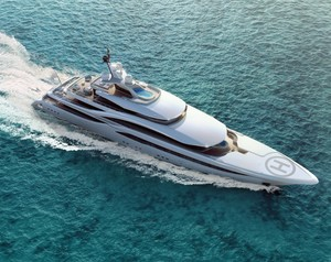 A Closer Look at the Turquoise Yachts 77m Superyacht Project
