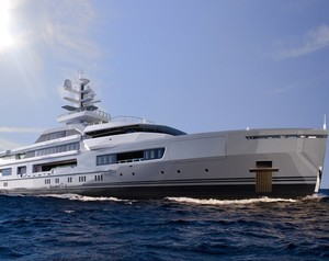 Reach Uncharted Territories on Superyacht Cloudbreak