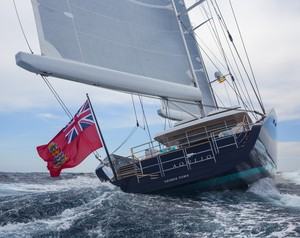 Top 100 Sailing Yacht Aquijo Joins Y.CO Charter Fleet